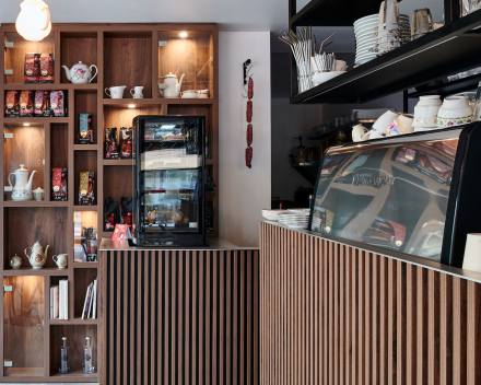 Koffiebar Mariakerke