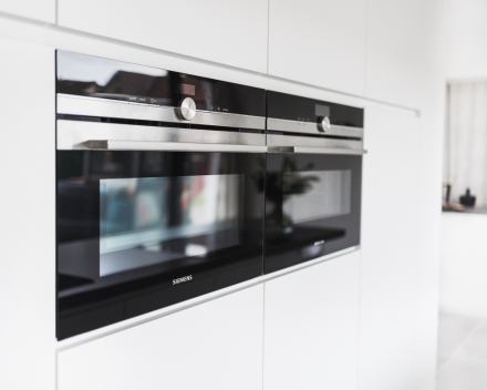 Moderne Keuken Zwankendamme Brugge