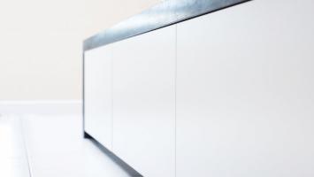 Un meuble TV sur mesure, au cœur de votre salon