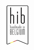 hib label (handmade in Belgium)