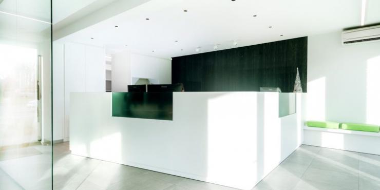 Kantoor- en winkelinrichting | Certifisc